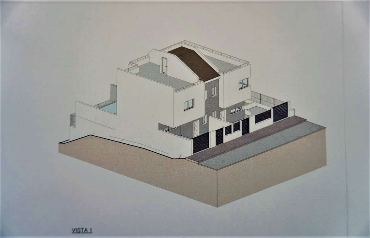 Sale, Semi-detached house, Caleta de Velez, Malaga, Andalusia Single-family semi-detached house, loc, Spain