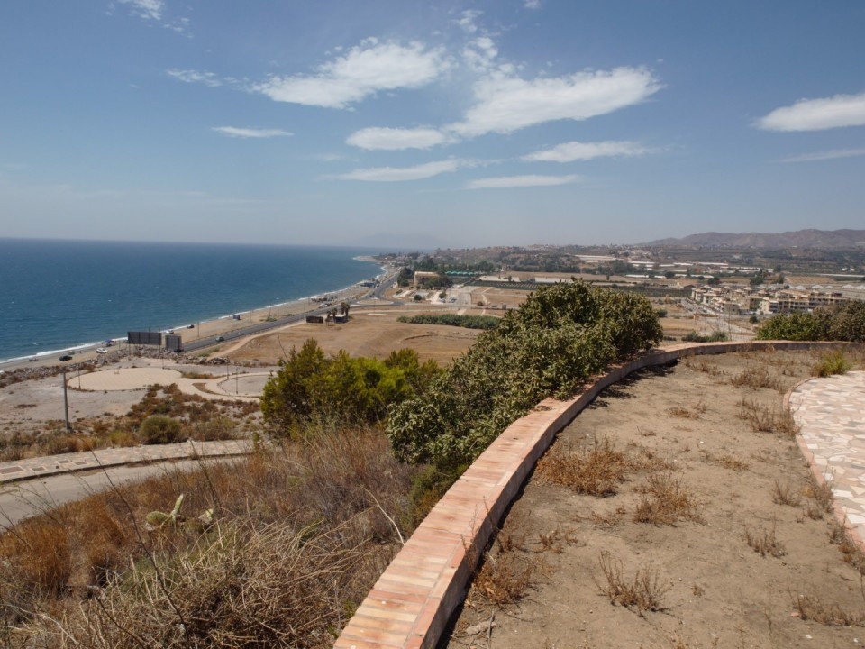 1A - urban plot in front line of beach, with panoramic views of the Mediterranean Sea and the mounta,Spain