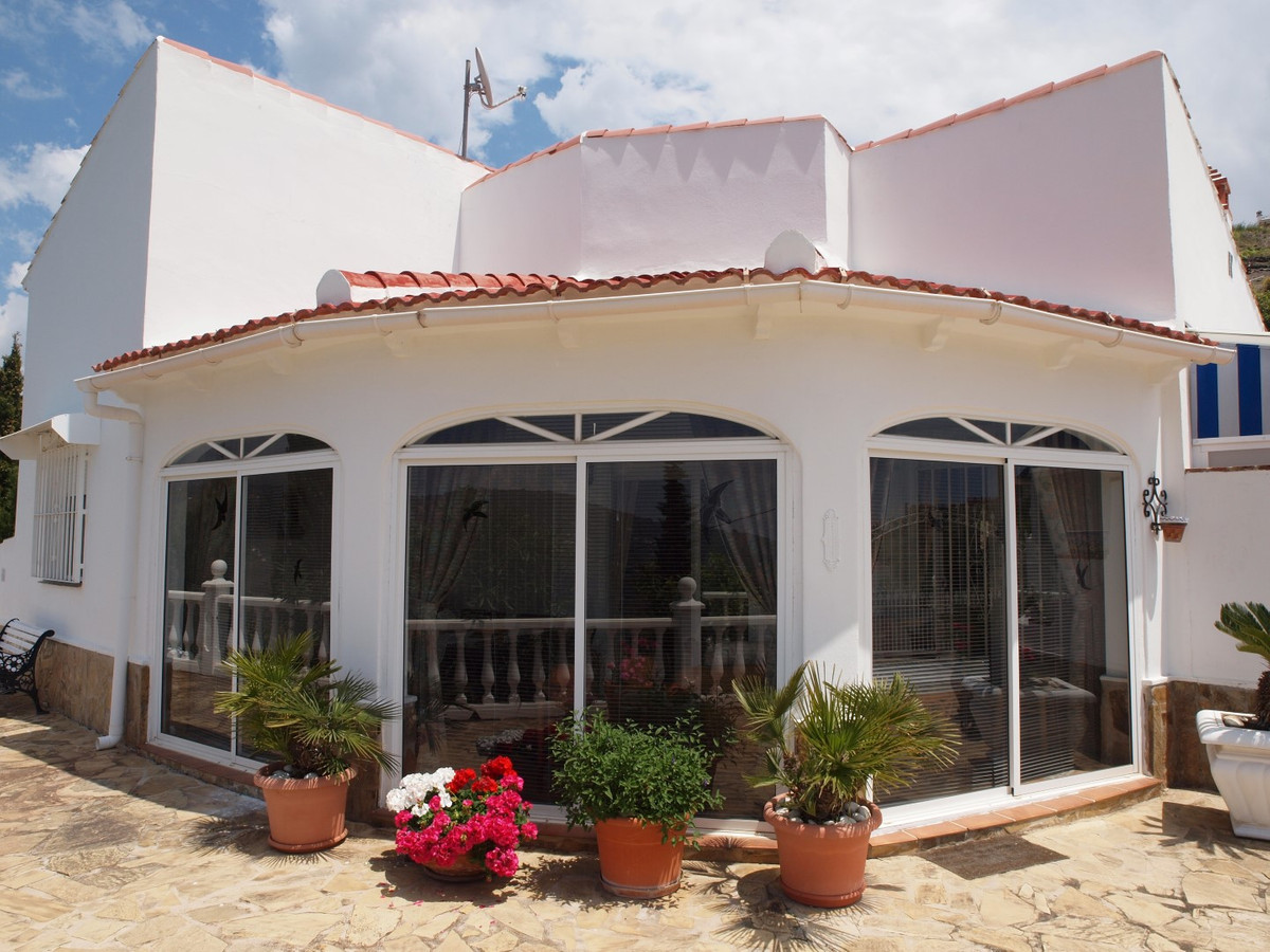 Spacious Villa with stunning views     This spacious villa is located in the hills surrounding the b, Spain