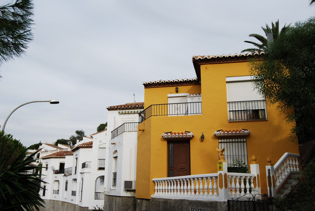 Townhouse Caleta de Velez  Semidetached townhouse with 2 terraces This corner house is in a quiet an, Spain