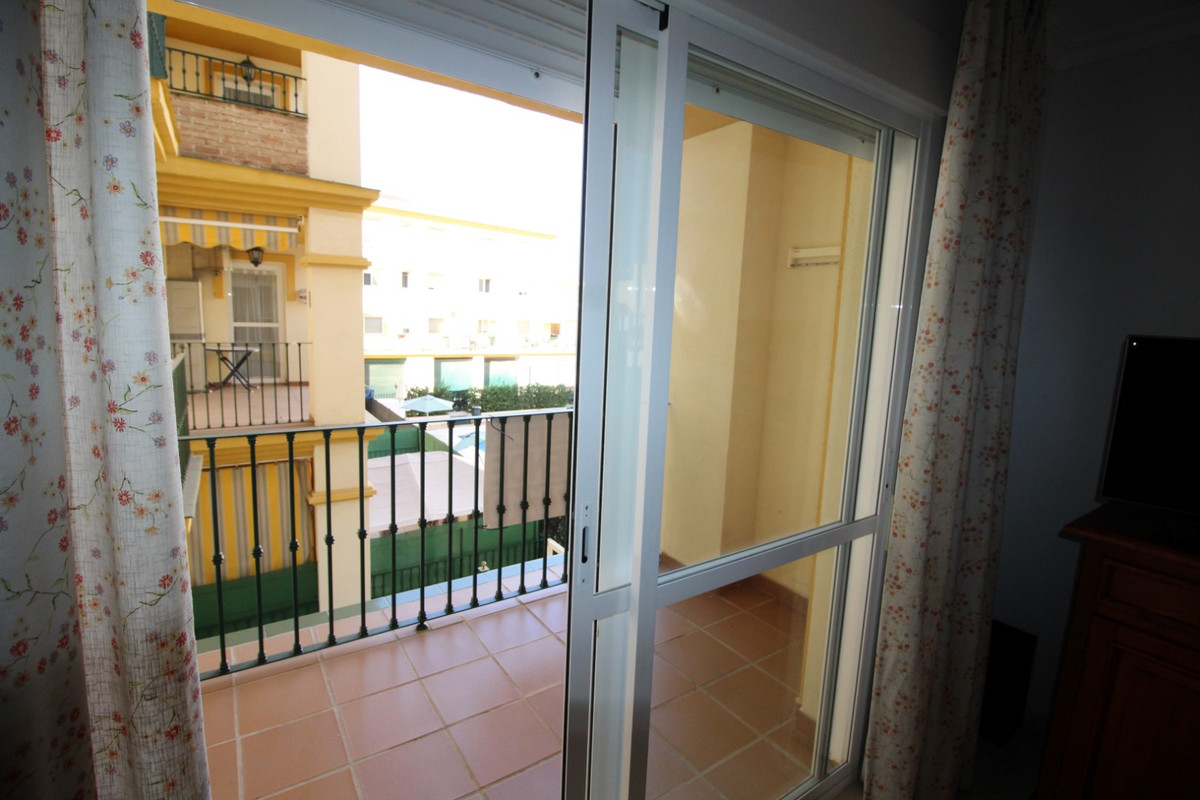 Two bedroom apartment in Torrox Costa.  The property has a size of 64 m2 and has a large living room, Spain