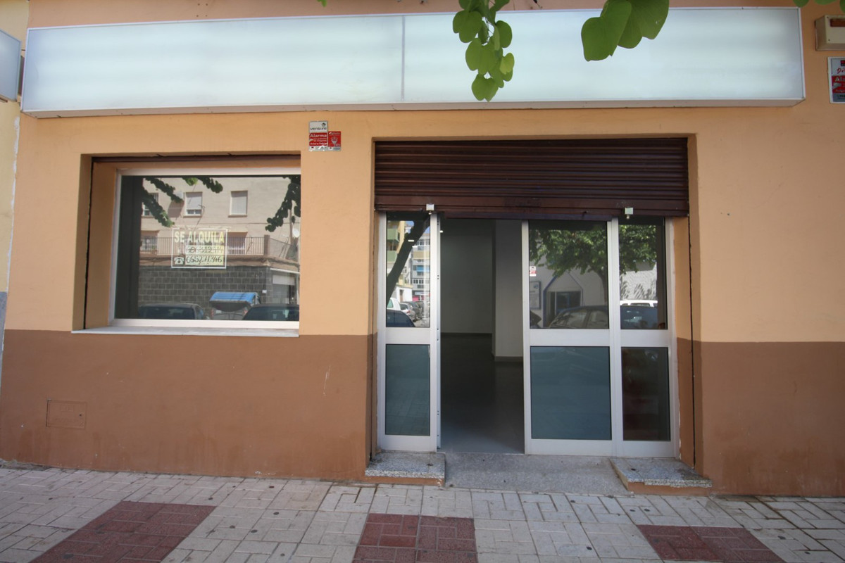 Great commercial property in Velez-Malaga from 97 m2, the local is completely renovated, has a bedro, Spain