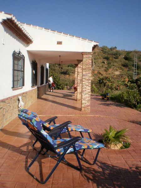 Beautiful country house with views to the surrounding mountains, furnished,ff-kitchen, open fire pla, Spain