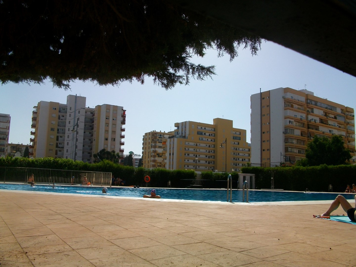 Nice apartment in Torre del Mar.  The apartment comprises living/dining room with exit to the balcon,Spain