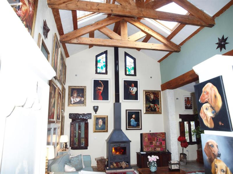 Wonderful home in rustic style with wonderful views of the mountains and an independent guest apartm,Spain