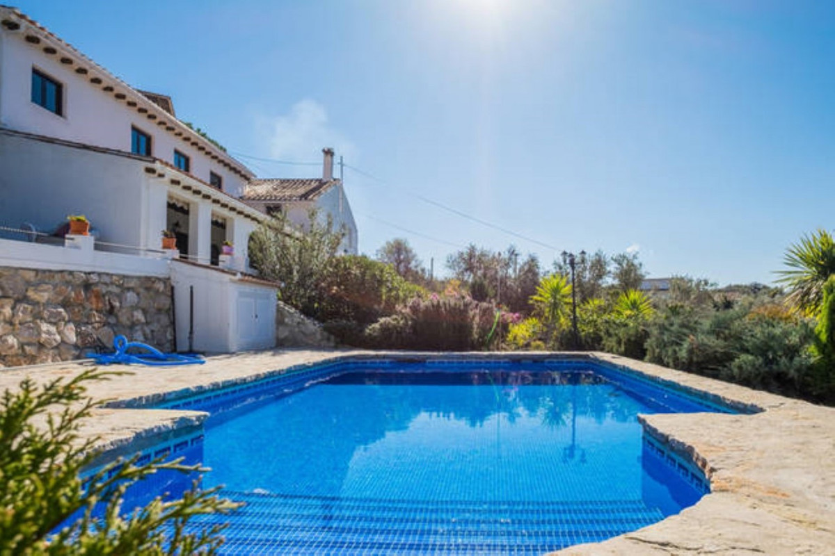 Beautiful finca style farmhouse over 100 years old in excellent condition and ready to move into wit,Spain