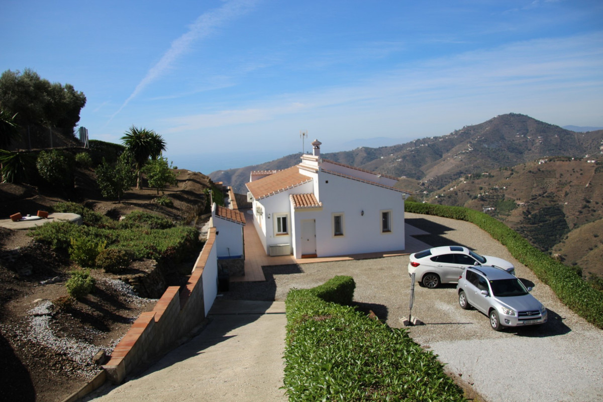 Great country property in the municipal district of Torrox/Competa.  The property has a total constr,Spain