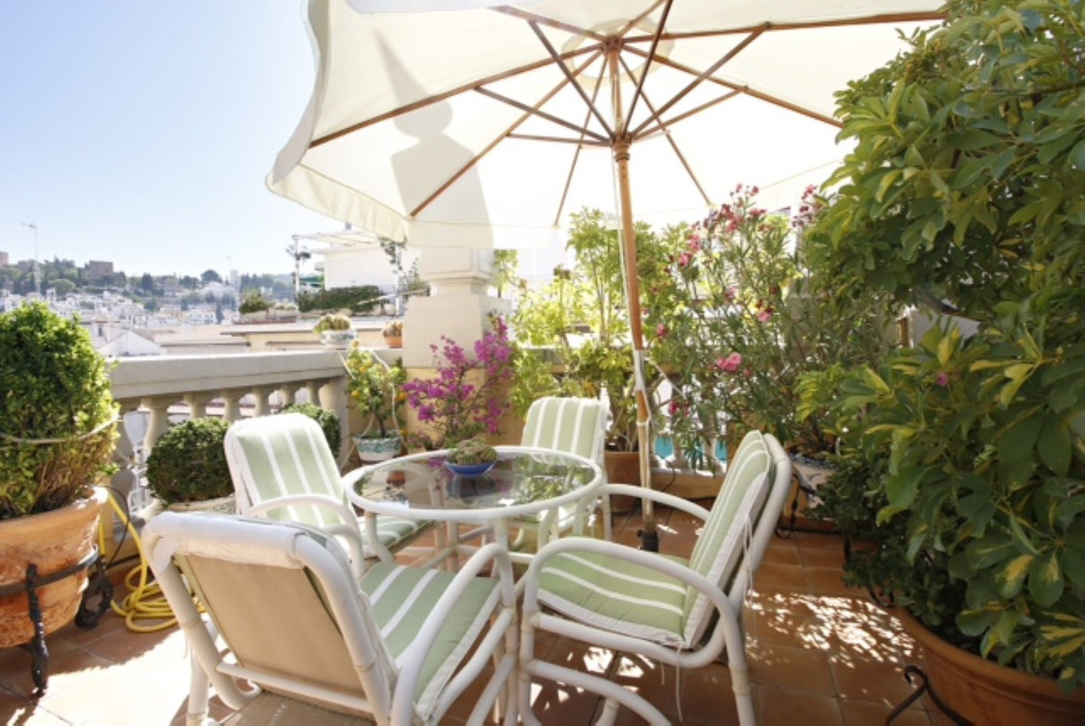 Spectacular views of the Alhambra in Granada from this penthouse apartment that consists of a living,Spain