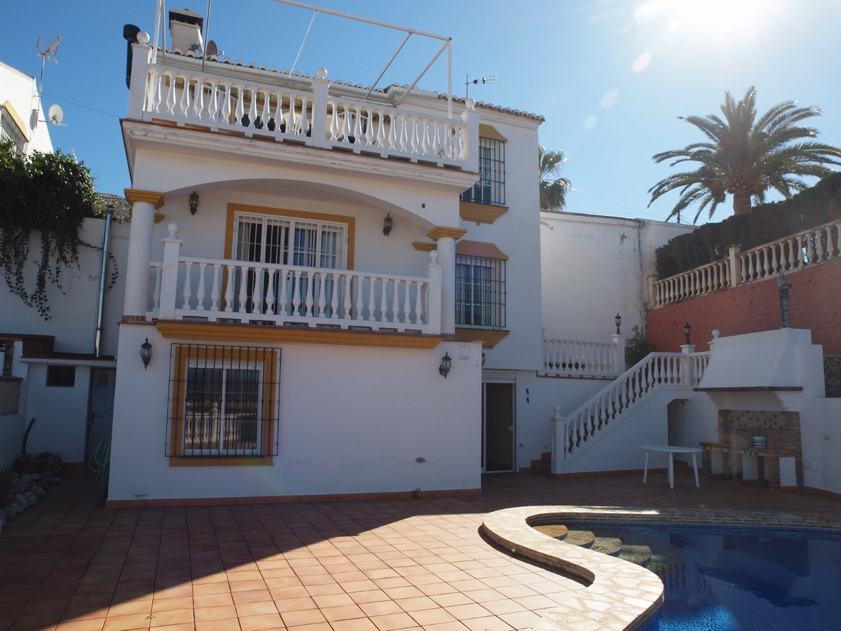 This fantastic Villa, located in one of the most touristic towns of the Costa del Sol, which has its, Spain