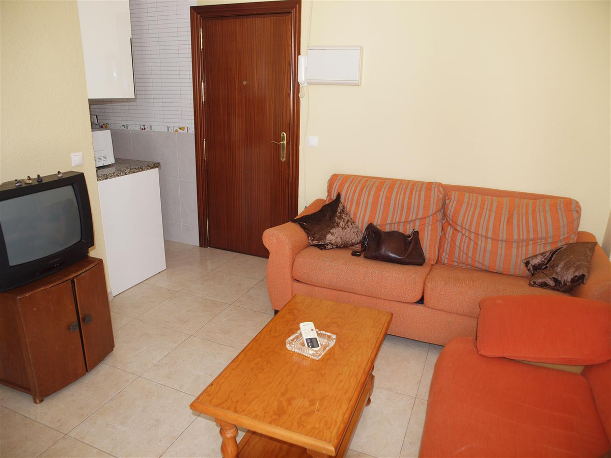 Apartment in the center of Nerja, 200 meters to the beach.  It consists of one bedroom,and  very bri, Spain
