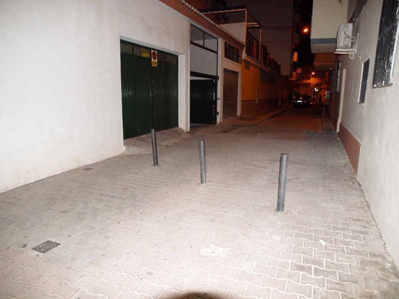 Parking Space in Torre del Mar for sale