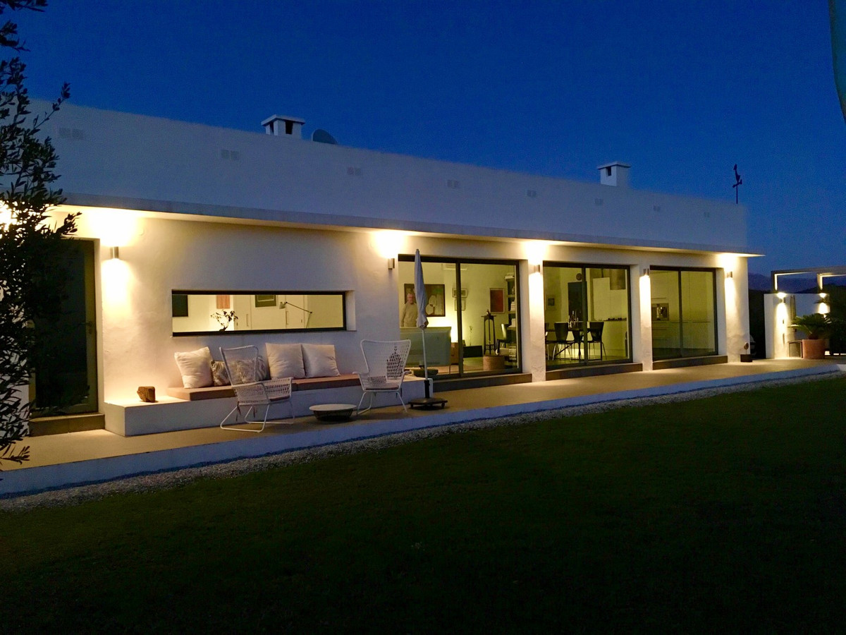 Modern minimalistic villa on a unique location  One in only opportunity to acquire an architectural , Spain