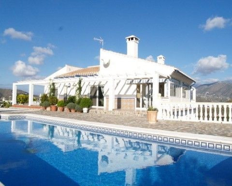 Special super finca in an excellent position, private pool, central heating, underfloor heating, sev, Spain