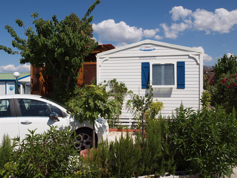 Wooden Cabin in Torrox Costa for sale