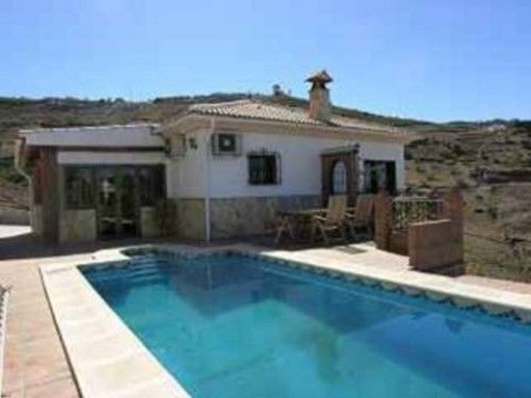 Lovely Villa in an very quiet area with fantastic see and mountain views, ff- kitchen, living room w, Spain