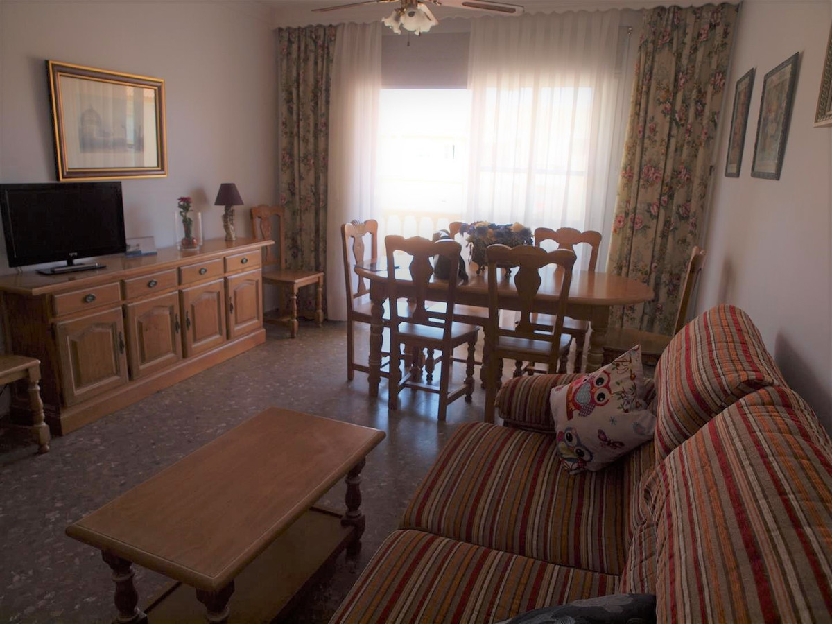 Nice apartment in Torrox Costa just 400 metres from the beach.  It consists of three bedrooms with f, Spain