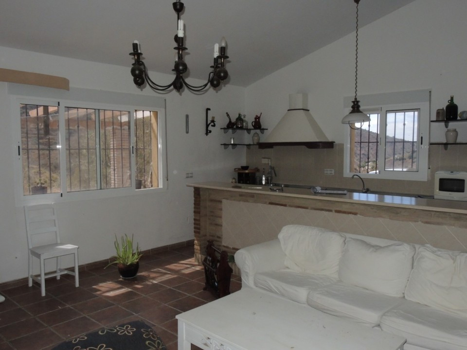 Chalet in Canillas de Aceituno  Chalet to build ready in Canillas de Aceituno  This property is loca,Spain