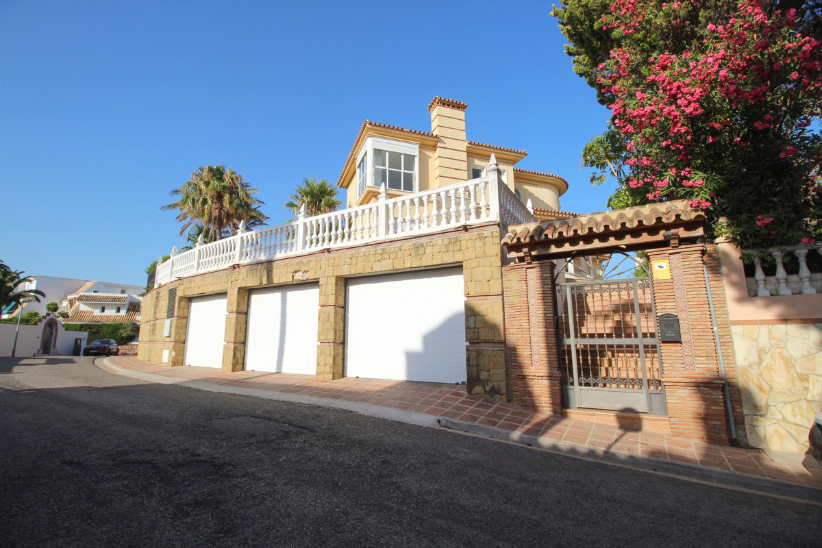 Incredible independent two storey villa settled right next to the popular Torrequebrada Golf course.,Spain