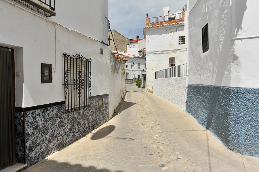 Terraced House - Yunquera