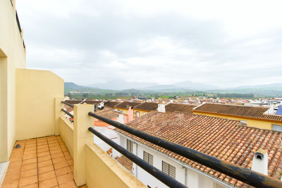 Terraced House - Pizarra