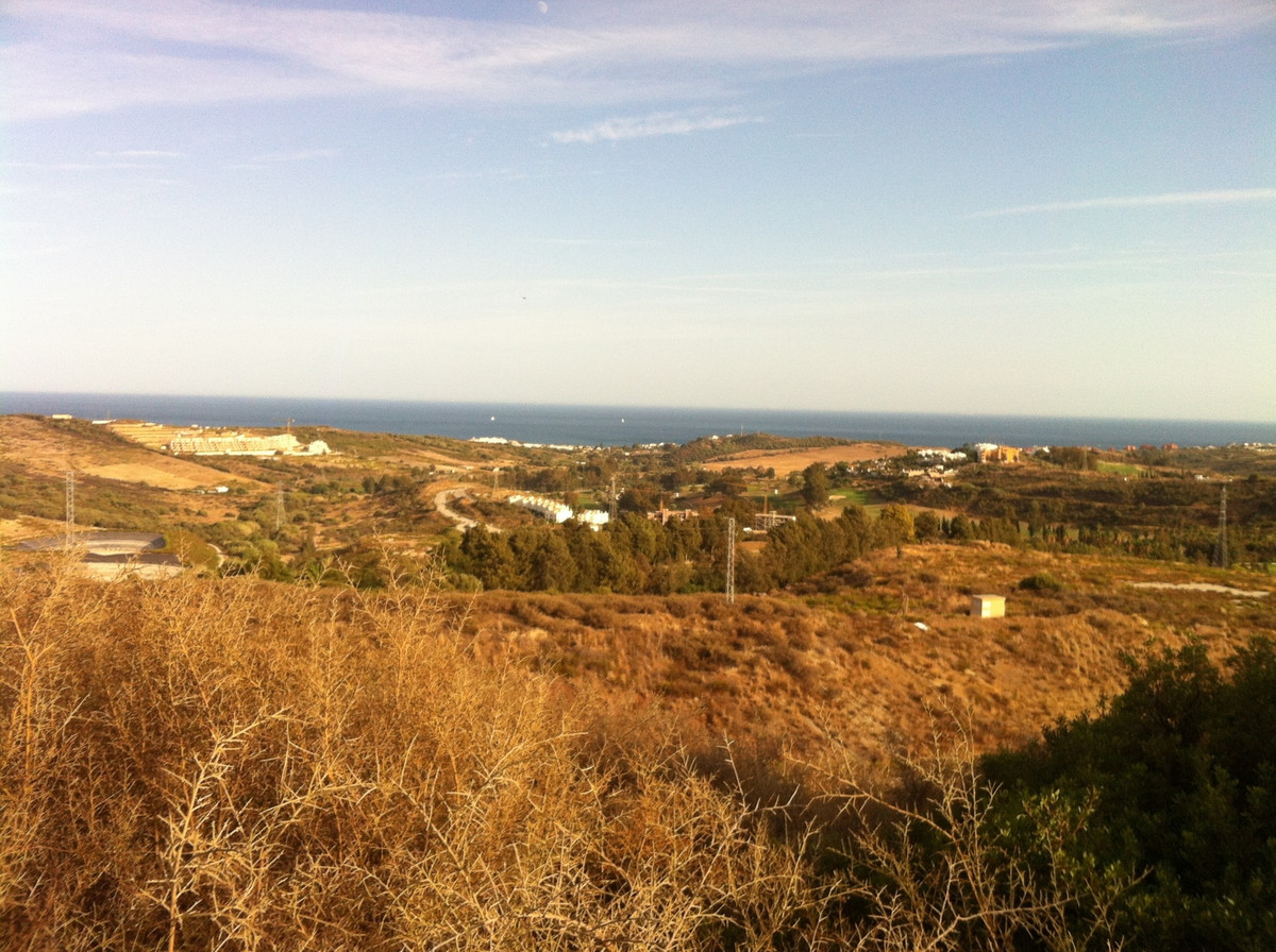 Unique plot next to Estepona Golf. Ideal as investment. 60 Euros per square meter., Spain