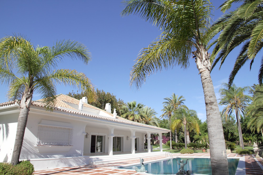 Villa  Detached 																					for rent 																			 in Nueva Andalucía