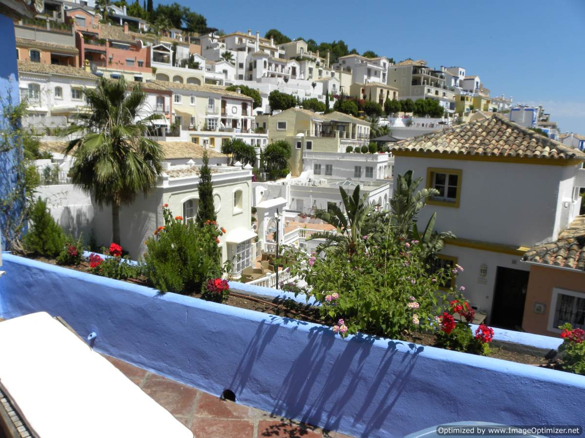 Townhouse Terraced in La Heredia, Costa del Sol