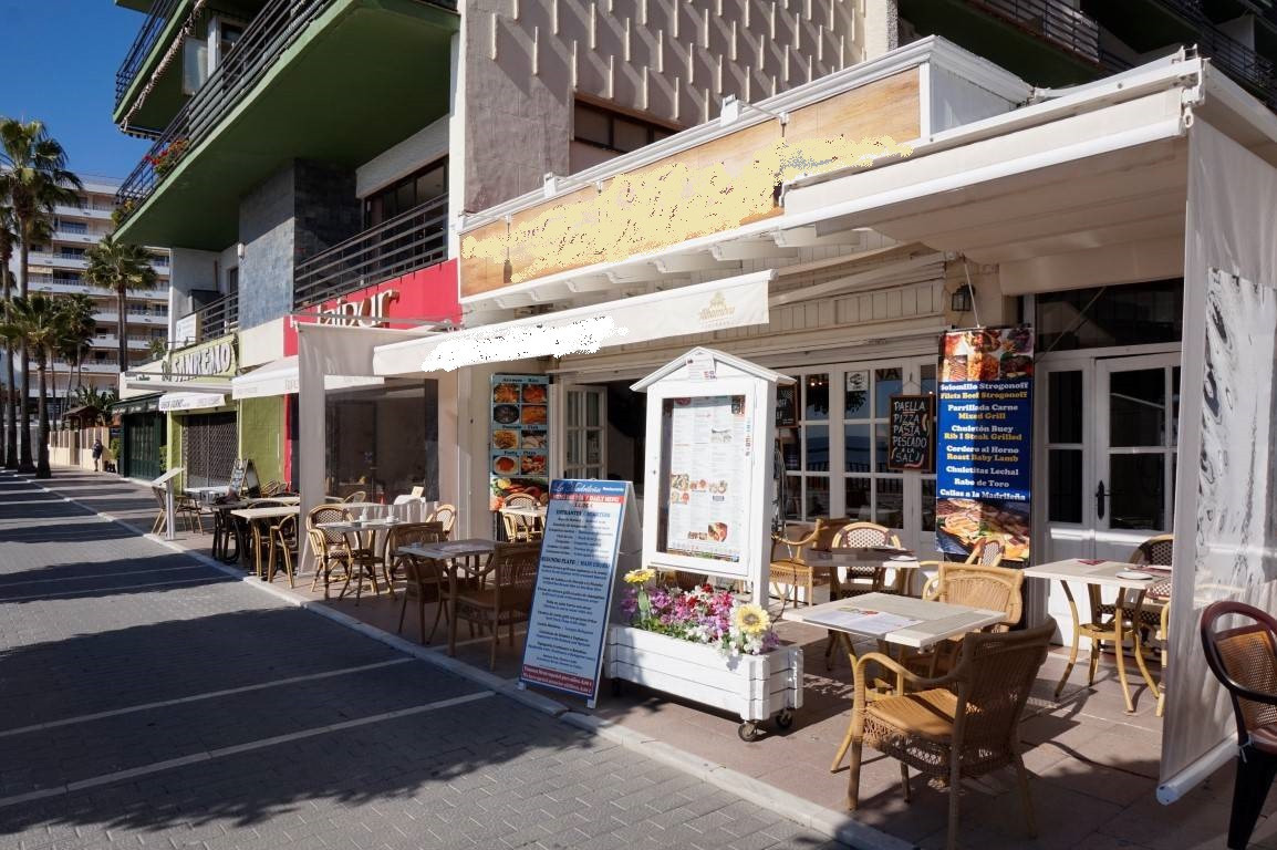 Commerce  Restaurant 													en vente  																			 à Marbella