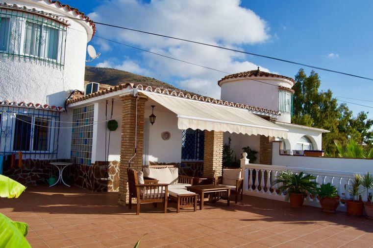 Villa  Semi Individuelle en vente   à Arroyo de la Miel