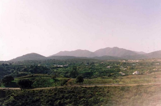 Plot  Residential 													for sale  																			 in Coín