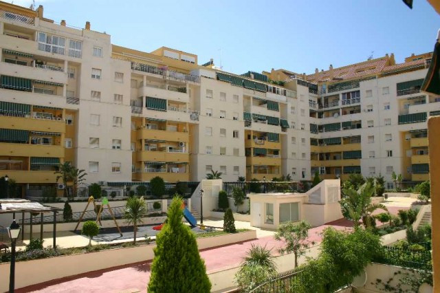 Apartment Middle Floor in Marbella, Costa del Sol