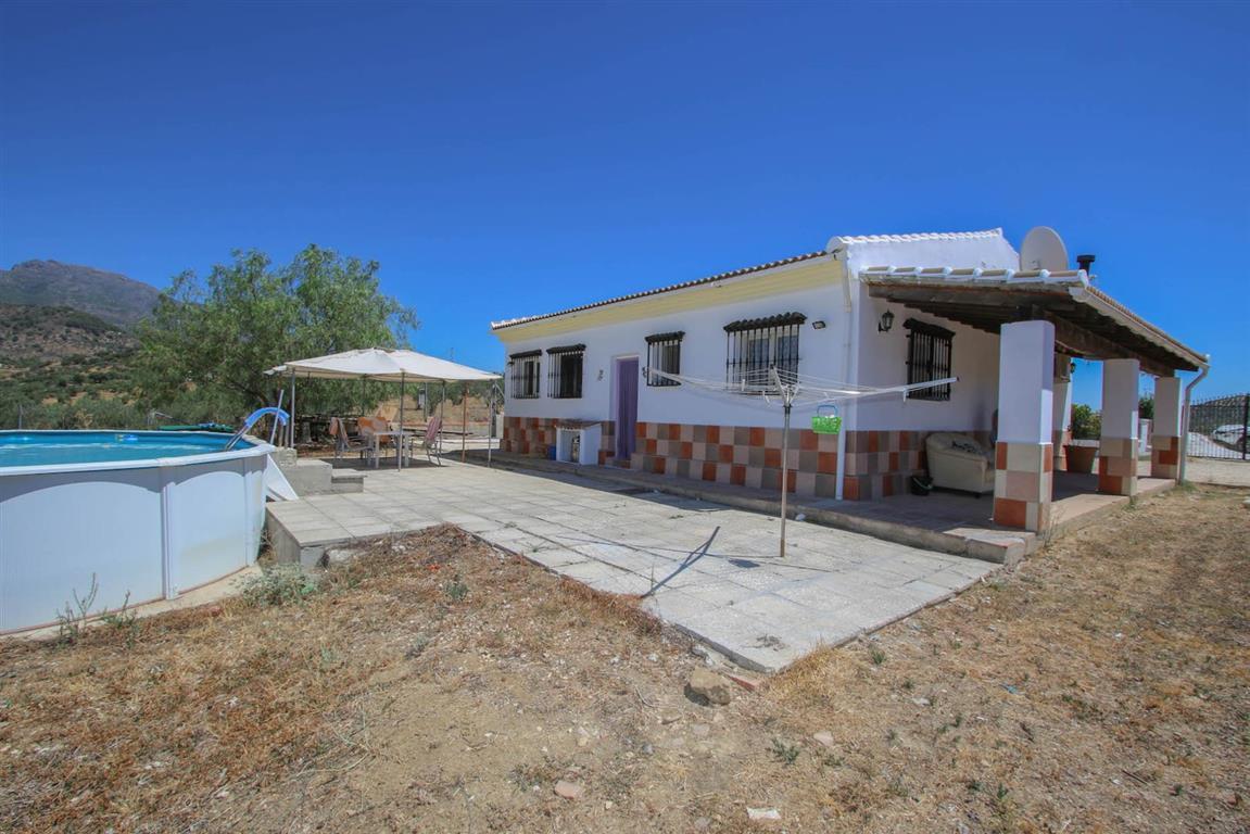 Villa, Individuelle  en vente    à Tolox