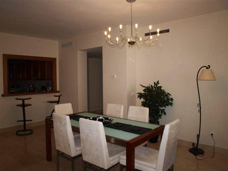 Apartment Ground Floor in Aloha, Costa del Sol