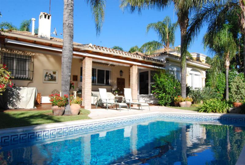 Villa, Detached for sale en Marbella