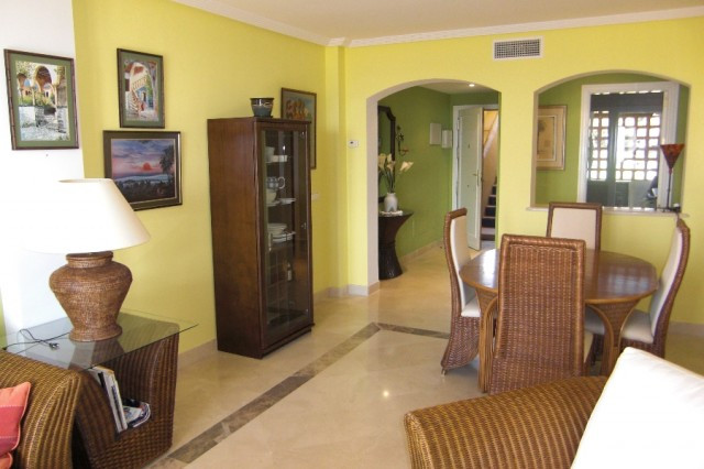 Apartment Ground Floor in Benahavís, Costa del Sol