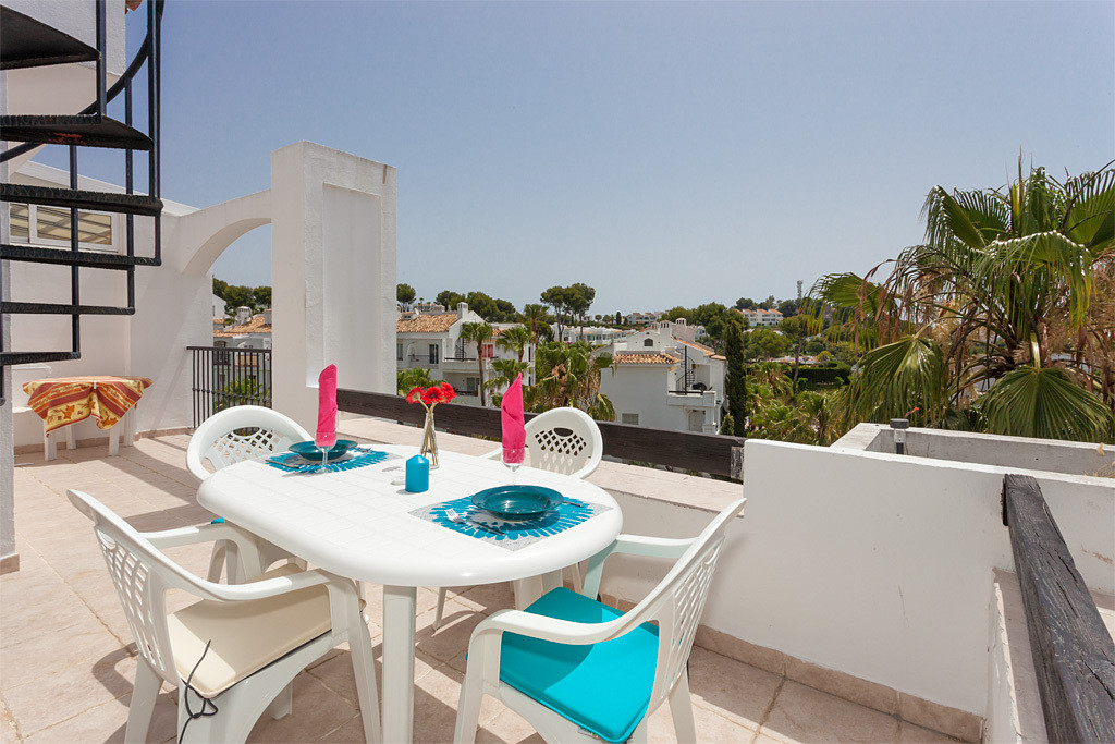 Apartment  Middle Floor for rent  in Mijas