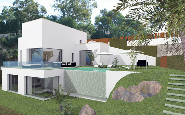 Villa  Detached 													for sale  																			 in El Rosario