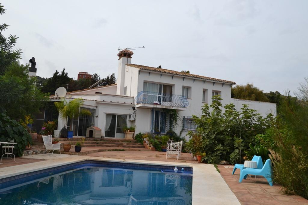 Villa  Finca en vente   à Málaga