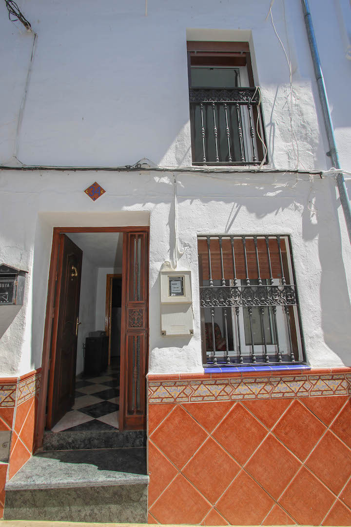 Townhouse, Terraced  for sale    en Yunquera