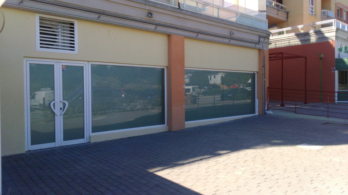 Commercial  Commercial Premises 													for sale  																			 in Mijas Golf