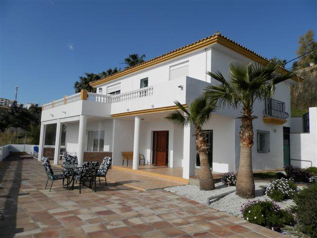 Villa  Individuelle en vente   à Benalmadena Pueblo