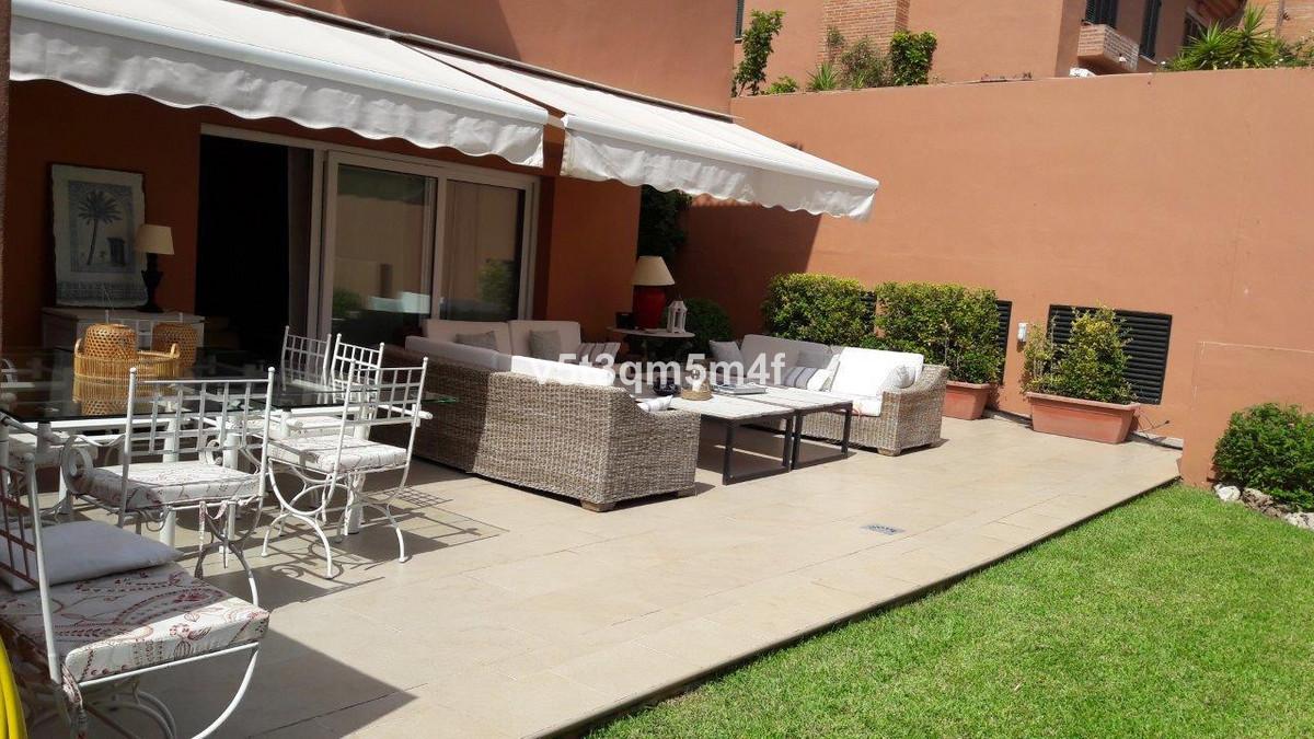 Villa  Semi Individuelle en location  à Los Monteros