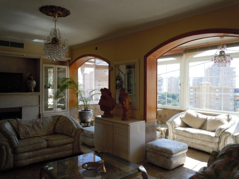 Apartment  Penthouse for rent  in Torremolinos