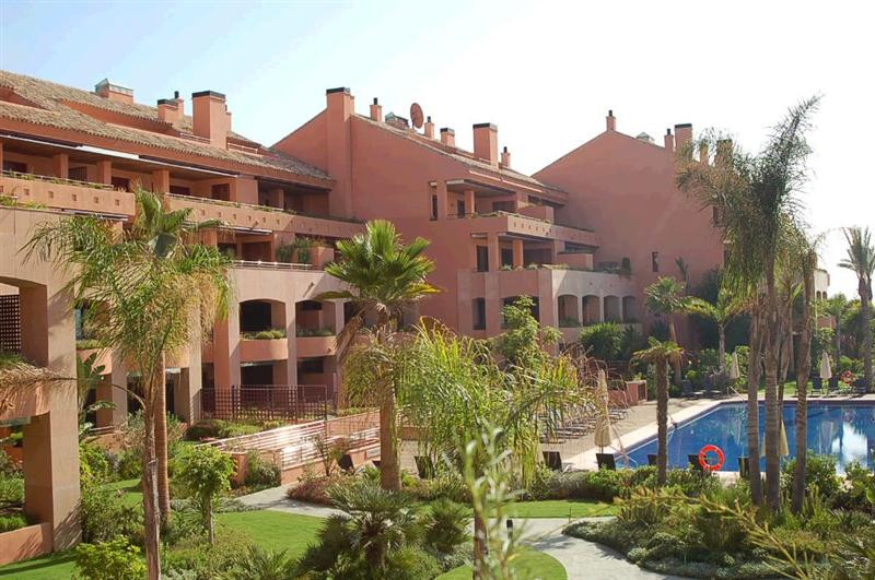 Apartment Middle Floor in Puerto Banús, Costa del Sol