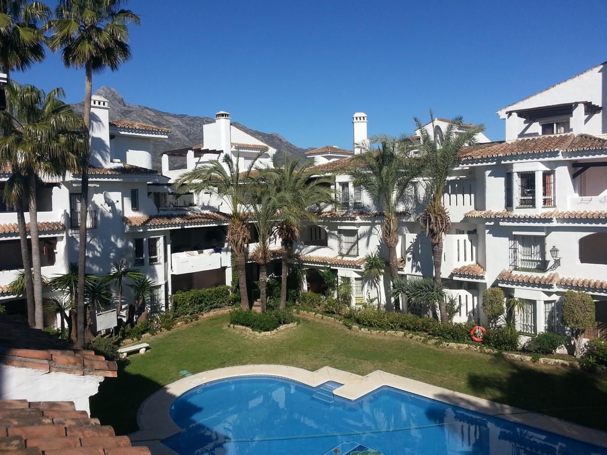 Apartamento  Ático en alquiler  en Nueva Andalucía