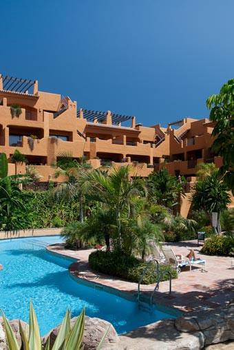 Apartment Middle Floor in Cancelada, Costa del Sol