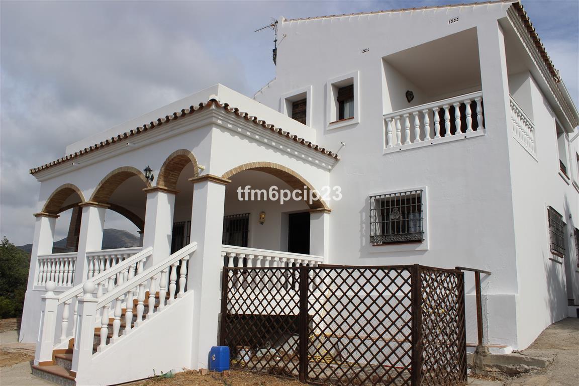Villa, Finca  en vente    à Casares Playa