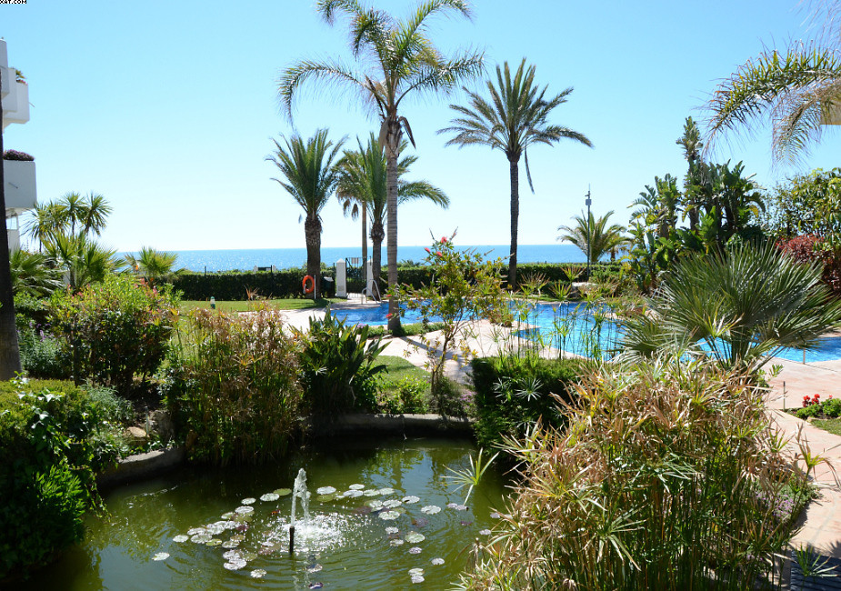 Apartment  Ground Floor 																					for rent 																			 in La Cala de Mijas
