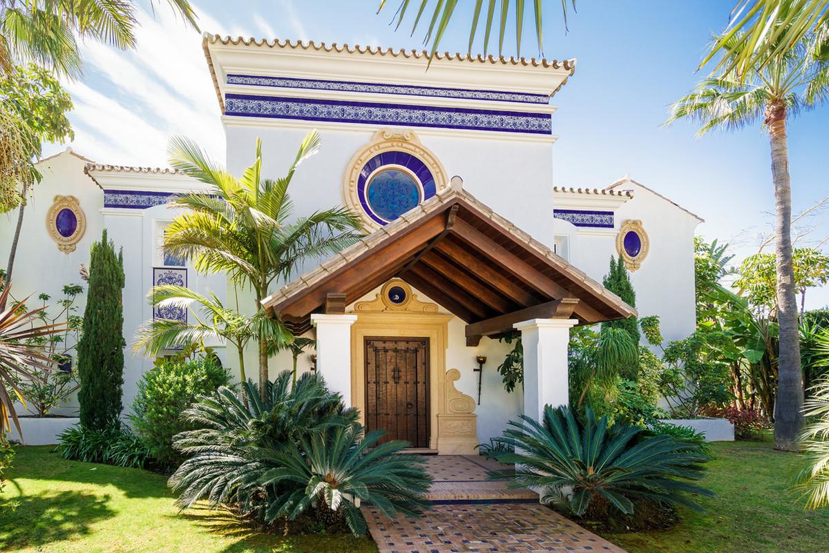 Villa Detached in Benahavís, Costa del Sol