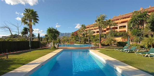 Appartement  Penthouse en vente   à Bahía de Marbella